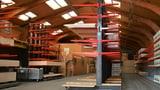 Leere Lager wegen grosser Nachfrage nach Holz (Artikel enthält Audio)