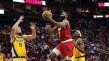 Capela verpasst Rockets-Sieg verletzt