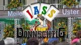 Video «Tolle Stimmung im «Donnschtig-Jass» aus Mels (SG)» abspielen