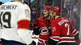 Niederreiters Carolina in der NHL weiter im Höhenflug