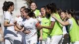 Die FC Zürich Frauen deklassieren YB im Cupfinal