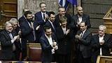 «Ohne Koalitionspartner ist Tsipras ziemlich geschwächt» (Artikel enthält Audio)