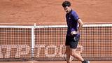 Thiem bereits draussen – Nadal und Djokovic ohne Probleme
