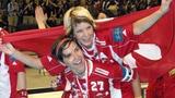 Als die Schweizer Unihockeyanerinnen Sportgeschichte schrieben (Artikel enthält Video)