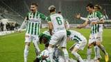 St. Gallen und Zürich bleiben in der Super League (Artikel enthält Video)