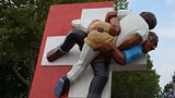 Mit «Zoogä-n-am Boogä» am Schwingfest in Zug (Artikel enthält Bildergalerie)
