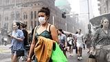 Smog und Rauch belasten die Lunge (Artikel enthält Video)