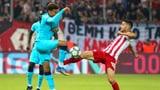 Olympiakos trotzt Tottenham Unentschieden ab