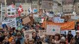 Die Sorge ums Klima wird offenbar gehört (Artikel enthält Audio)
