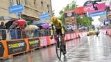 Roglic macht am Giro Boden gut