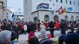 Heisse Debatte im kalten St. Moritz  (Artikel enthält Bildergalerie)
