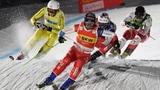 Schweizer Skicross-Festspiele in Arosa (Artikel enthält Video)