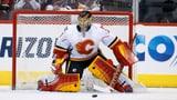 Video «Jonas Hiller – von der NHL ans Tabellenende der NLA» abspielen