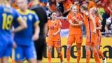 Jubel in Orange: Niederlande im Halbfinal (Artikel enthält Video)