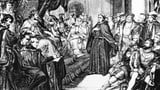 Video «Tatorte der Reformation: Angeklagt zu Worms (3/8)» abspielen