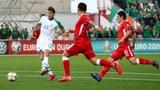 Irland gegen Gibraltar mit knappem Sieg (Artikel enthält Video)