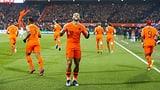 Depay-Show führt Niederlande zum Sieg