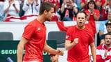Lüthi setzt im Davis Cup gegen Peru auf bewährte Kräfte (Artikel enthält Video)