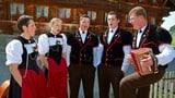 Video «Örgeli- und Jodlerfamilie Leuenberger» abspielen