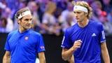 Zverev nun bei Federer-Management unter Vertrag (Artikel enthält Video)