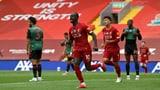 Liverpool kehrt zum Siegen zurück (Artikel enthält Video)
