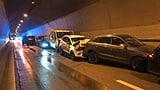Massenkarambolage auf der A2 führt zu neun Verletzten (Artikel enthält Video)