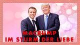 Video «Einspieler: Macron-Trump» abspielen