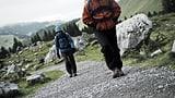 Video «Roman Grafs Beziehungsdrama am schroffen Berghang» abspielen
