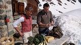 Video «Pizzoccheri in der SAC-Hütte Jenatsch» abspielen