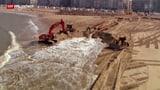 Auf Sand gebaut (Artikel enthält Video)
