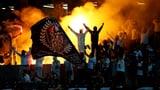 Uefa greift durch: Frankfurt 2 Mal ohne Fans (Artikel enthält Video)