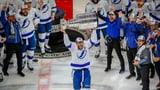 Die Tampa Bay Lightning gewinnen den Stanley Cup (Artikel enthält Audio)