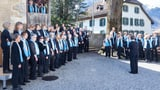 Schweizer Gesangfest – der Festchor singt Ringgenberglieder (Artikel enthält Audio)