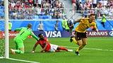 La Belgia terminescha la WM sco terz