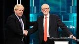 Wahlkampf-Showdown zwischen Johnson und Corbyn (Artikel enthält Video)