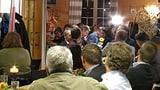 Mit Freiburger Staatsrats-Kandidaten am Stammtisch (Artikel enthält Audio)