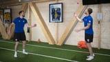HCD-Goalies mit Jonglierübungen zu mentalen Höchstleistungen? (Artikel enthält Audio)
