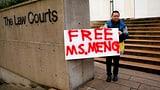 Keine Kaution für Huawei-Chefin (Artikel enthält Video)