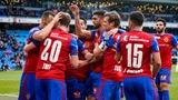 Basel in den EL-Achtelfinals gegen Frankfurt oder Salzburg (Artikel enthält Video)