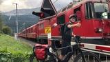 Von Sent nach Jenaz: 70 Kilometer hat Reto Scherrer hinter sich (Artikel enthält Bildergalerie)