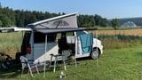 Der Camping-Boom erreicht den Aargau (Artikel enthält Audio)