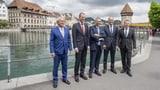 Die Departementszuteilung der Luzerner Regierung gibt zu reden (Artikel enthält Audio)