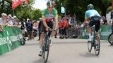Leader Sagan hat im Sprint gegen Viviani das Nachsehen (Artikel enthält Video)