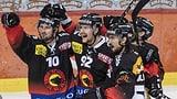 Bern nimmt im Playoff-Final Fahrt auf (Artikel enthält Video)