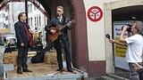 Mit dem Rotstab-Lied gegen die Fusion mit Basel (Artikel enthält Audio)
