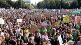 Weltweite Massenproteste für eine bessere Klimapolitik (Artikel enthält Video)