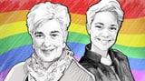 Vereint im Glauben an Gott und an die Gleichberechtigung (Artikel enthält Video)