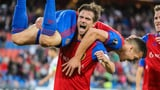 Basel gegen Krasnodar mal beschenkt, mal schnörkellos