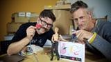 Video «SRF Gadgets, Folge 3 – «Winke, winke»» abspielen