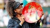 Runde Sache: Osaka gewinnt in Osaka